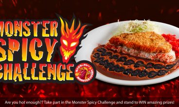 Monster Spicy Challenge